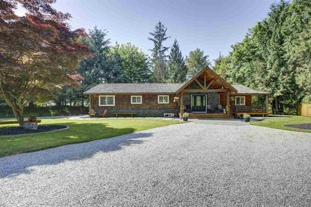 R2492412 - 12885 230 STREET, East Central, Maple Ridge, BC - House with Acreage