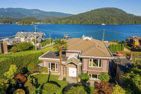 R2492762 - 386 BEACHVIEW DRIVE, Dollarton, North Vancouver, BC - House/Single Family
