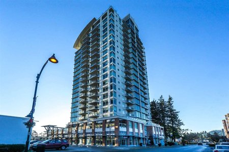 R2493757 - 1401 15152 RUSSELL AVENUE, White Rock, White Rock, BC - Apartment Unit