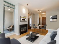 Photo of 1003 1238 BURRARD STREET, Vancouver