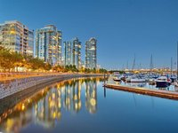 Photo of 502 1199 MARINASIDE CRESCENT, Vancouver