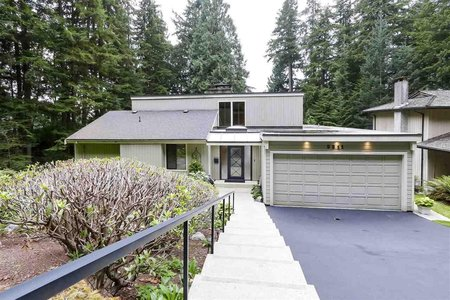 R2497354 - 5311 MALASPINA PLACE, Canyon Heights NV, North Vancouver, BC - House/Single Family