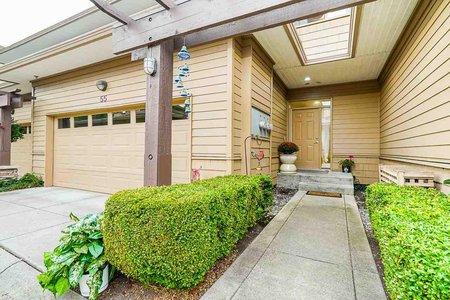 R2497685 - 55 16655 64 AVENUE, Cloverdale BC, Surrey, BC - Townhouse