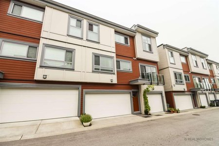 R2497693 - 5 13328 96 AVENUE, Queen Mary Park Surrey, Surrey, BC - Townhouse