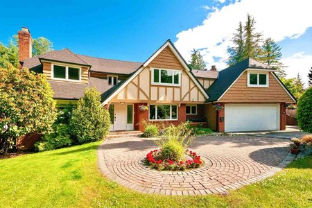 R2498829 - 580 BARNHAM PLACE, British Properties, West Vancouver, BC - House/Single Family