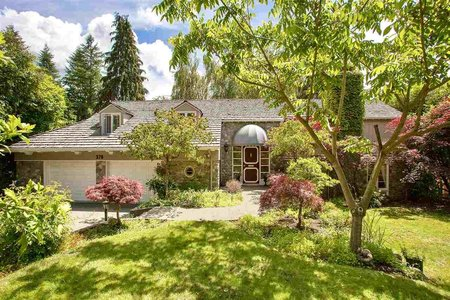 R2499509 - 378 STEVENS DRIVE, British Properties, West Vancouver, BC - House/Single Family