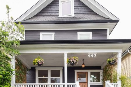 R2499672 - 442 E 2ND STREET, Lower Lonsdale, North Vancouver, BC - House/Single Family