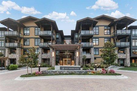 R2499771 - 414 4977 SPRINGS BOULEVARD, Tsawwassen North, Delta, BC - Apartment Unit