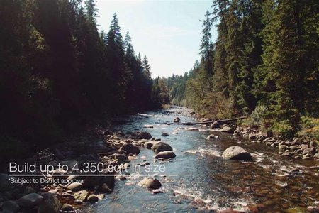 R2499894 - LOT H 2000 RIVERSIDE DRIVE, Seymour NV, North Vancouver, BC - House/Single Family