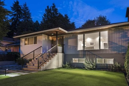 R2500173 - 1848 LARSON ROAD, Central Lonsdale, North Vancouver, BC - House/Single Family