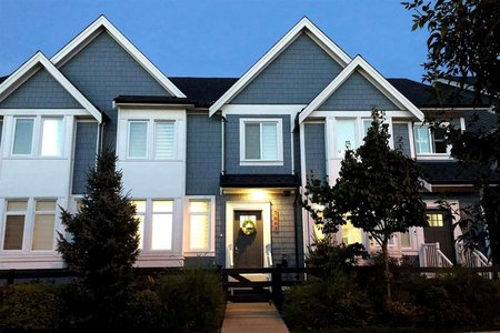 R2500180 - 7668 211 STREET, Willoughby Heights, Langley, BC - Row House (Non-Strata)