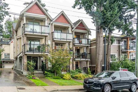 R2500637 - 3 1434 EVERALL STREET, White Rock, White Rock, BC - Townhouse