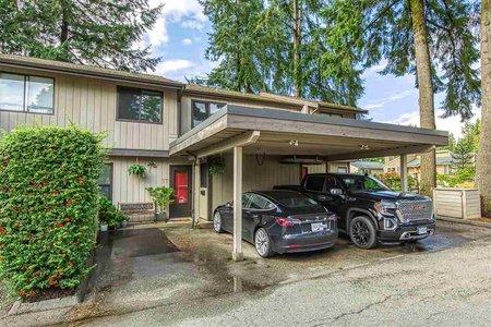 R2500799 - 77 6622 BAKER ROAD, Sunshine Hills Woods, Delta, BC - Townhouse