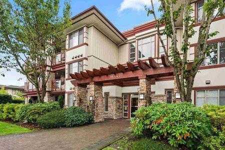R2500938 - 107 16447 64 AVENUE, Cloverdale BC, Surrey, BC - Apartment Unit