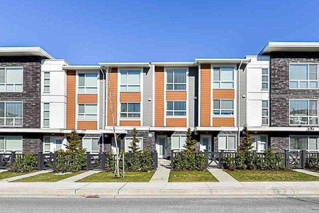 R2501281 - 6 20857 77A AVENUE, Willoughby Heights, Langley, BC - Townhouse