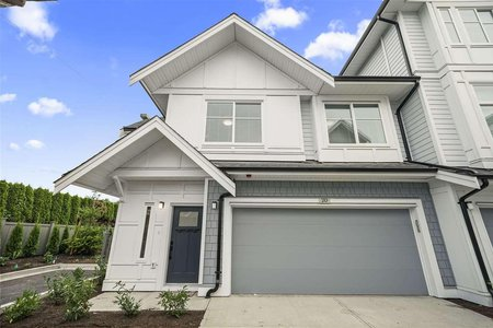 R2501479 - 20 21688 52 AVENUE, Langley City, Langley, BC - Townhouse
