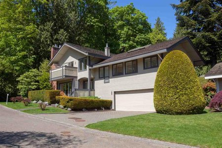 R2502234 - 6925 ODLUM COURT, Whytecliff, West Vancouver, BC - House/Single Family