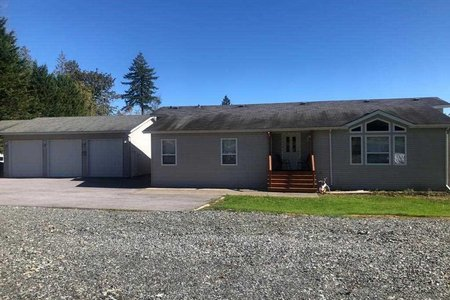 R2502458 - 6256 264 STREET, County Line Glen Valley, Langley, BC - House with Acreage