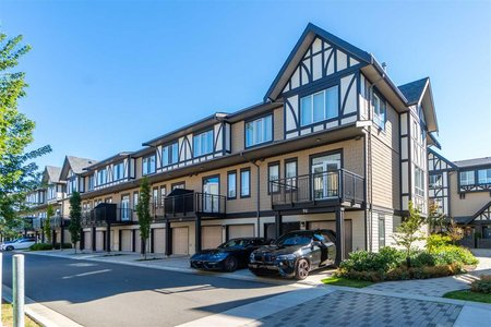 R2503463 - 96 10388 NO. 2 ROAD, Woodwards, Richmond, BC - Townhouse