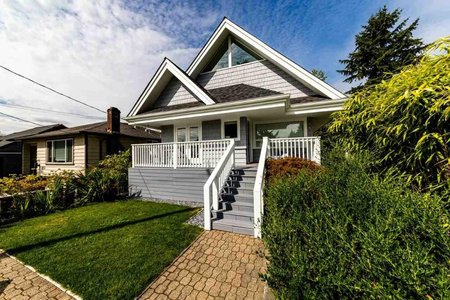 R2503866 - 1425 WILLIAM AVENUE, Boulevard, North Vancouver, BC - House/Single Family