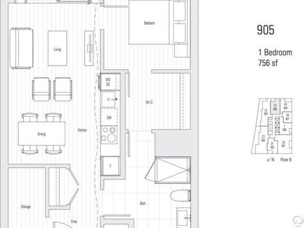 905 1550 Alberni Street