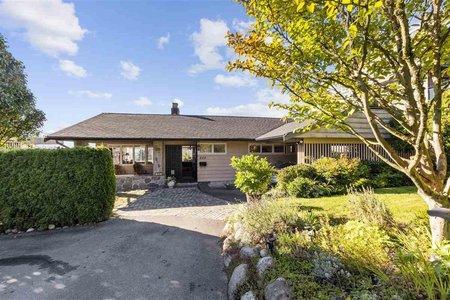 R2504095 - 824 ESQUIMALT AVENUE, Sentinel Hill, West Vancouver, BC - House/Single Family