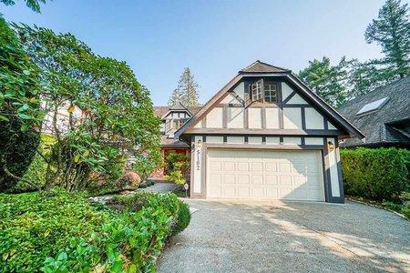R2504245 - 5162 ALDERFEILD PLACE, Upper Caulfeild, West Vancouver, BC - House/Single Family