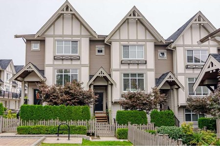 R2504889 - 16 6588 195A STREET, Clayton, Langley, BC - Townhouse