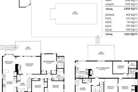 R2506145 - 10480 SANTA MONICA DRIVE, Nordel, Delta, BC - House/Single Family