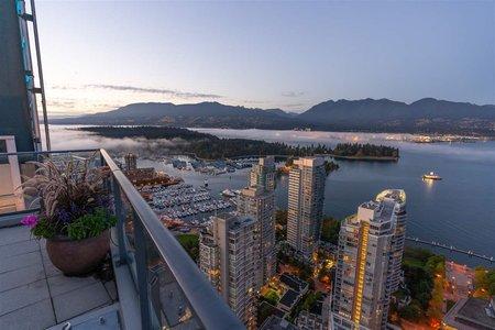 R2506474 - 1807 1189 MELVILLE STREET, Coal Harbour, Vancouver, BC - Apartment Unit