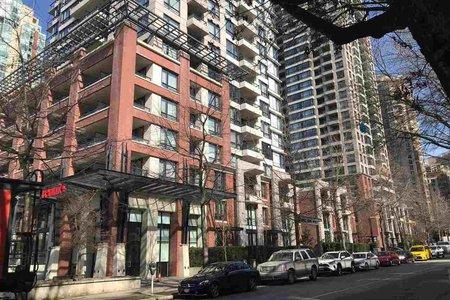 R2506831 - 1803 977 MAINLAND STREET, Yaletown, Vancouver, BC - Apartment Unit