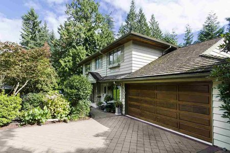 R2506844 - 5202 SPRUCEFEILD ROAD, Upper Caulfeild, West Vancouver, BC - House/Single Family