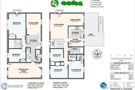 R2507664 - 19941 44B AVENUE, Brookswood Langley, Langley, BC - House/Single Family