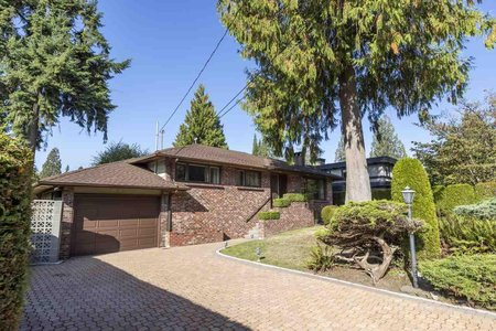 R2507938 - 4387 QUINTON PLACE, Canyon Heights NV, North Vancouver, BC - House/Single Family