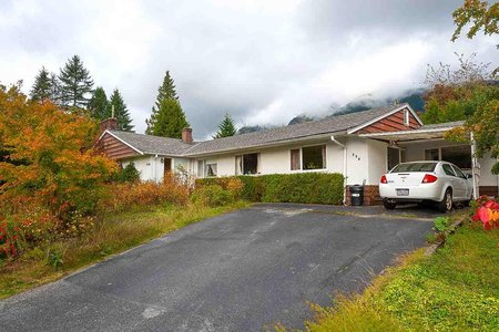 R2508408 - 990 ESSEX ROAD, Forest Hills NV, North Vancouver, BC - House/Single Family