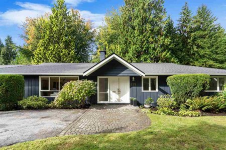 R2508781 - 359 ST. JAMES CRESCENT, British Properties, West Vancouver, BC - House/Single Family