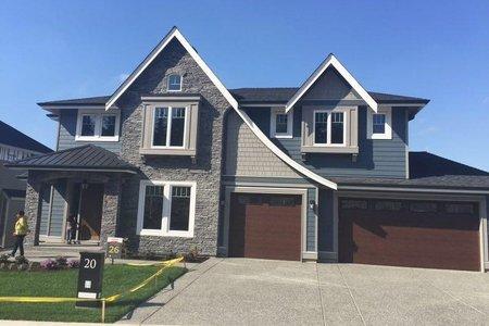 R2509670 - 20 24455 61 AVENUE, Salmon River, Langley, BC - House/Single Family