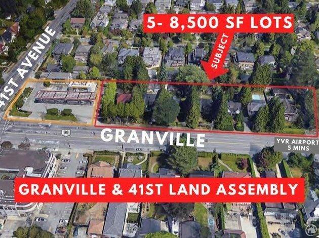 5870 Granville Street