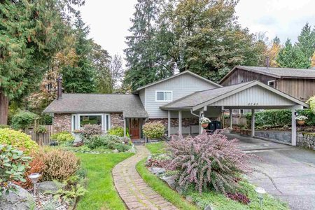 R2509747 - 4243 GOLF DRIVE, Dollarton, North Vancouver, BC - House/Single Family