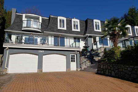 R2509796 - 1383 CAMMERAY ROAD, Chartwell, West Vancouver, BC - House/Single Family