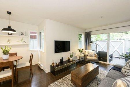R2510267 - 109 633 W 16TH AVENUE, Fairview VW, Vancouver, BC - Apartment Unit