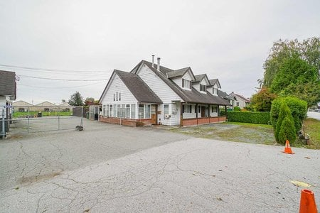 R2510505 - 6240 STEVESTON HIGHWAY, Gilmore, Richmond, BC - House with Acreage