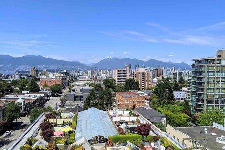 R2510923 - 104 1445 MARPOLE AVENUE, Fairview VW, Vancouver, BC - Apartment Unit