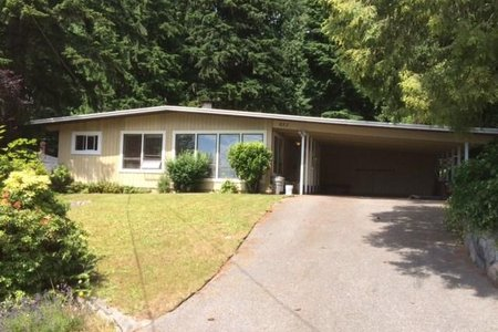 R2512258 - 852 PROSPECT AVENUE, Canyon Heights NV, North Vancouver, BC - House/Single Family
