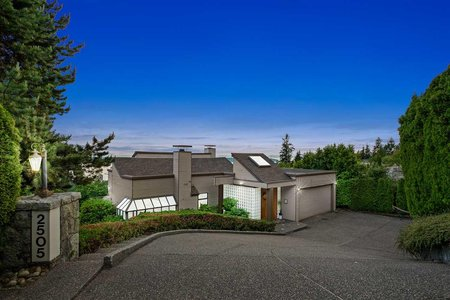 R2512465 - 2505 WESTHILL DRIVE, Westhill, West Vancouver, BC - House/Single Family