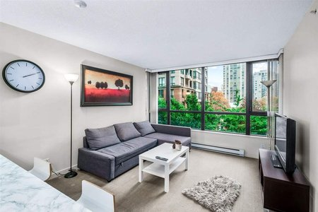 R2513253 - 407 928 HOMER STREET, Yaletown, Vancouver, BC - Apartment Unit