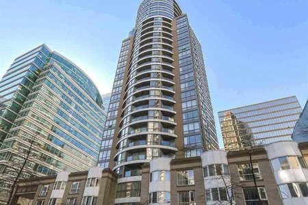 R2513384 - 703 1166 MELVILLE STREET, Coal Harbour, Vancouver, BC - Apartment Unit