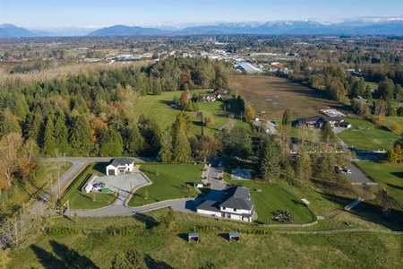 R2514037 - 3163 256 STREET, Otter District, Langley, BC - House with Acreage