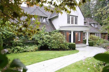 R2514685 - 5240 MARINE DRIVE, Caulfeild, West Vancouver, BC - House/Single Family