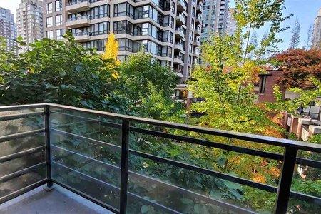 R2515100 - 508 909 MAINLAND STREET, Yaletown, Vancouver, BC - Apartment Unit